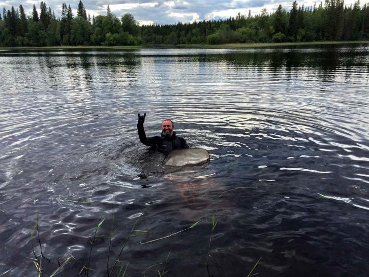 озеро солозеро рыбалка