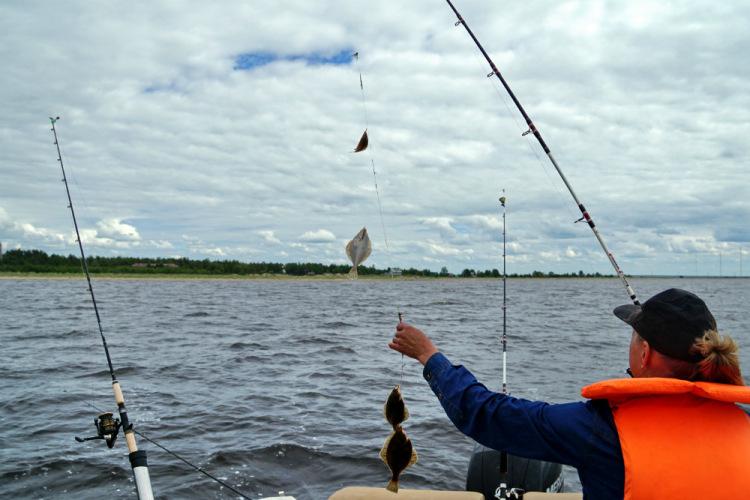 рыбалка на острове летом видео