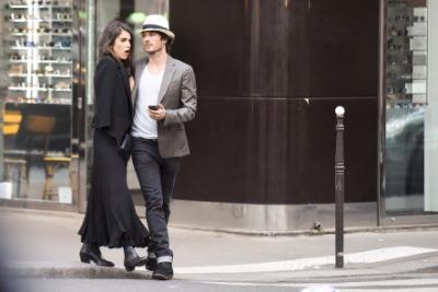 Каст в Париже [22 мая]