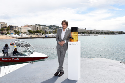 Photocall for Azzaro Pour Homme during the 68th annual Cannes Film Festival [21 мая]