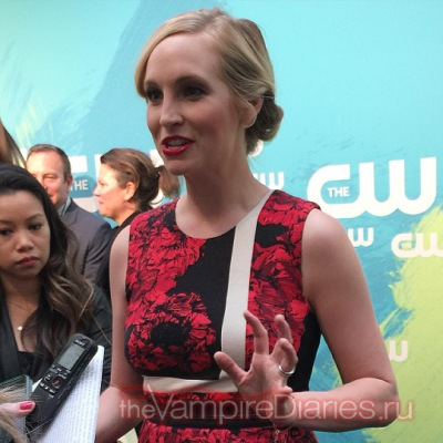 The CW Network's 2016 Upfront [19 мая]