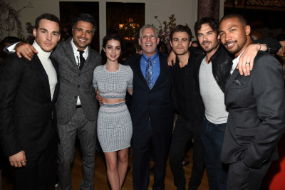 The CW Network's 2015 Upfront - Party [14 мая]