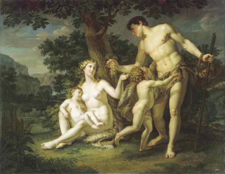 Ева и адам  четыре дня рождения и одно фиаско