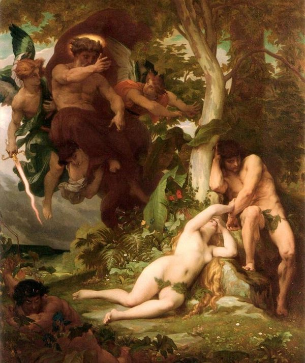 adam and eve in paradise lost essay