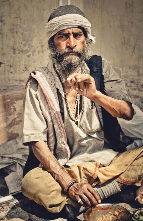 фото индийца