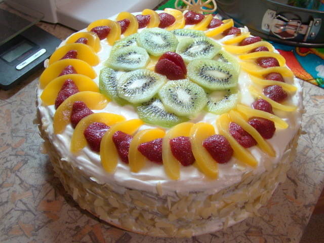 торт как украсить фото