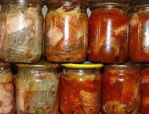 Как сварить рыбные консервы в домашних условиях